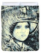 Evalina Duvet Cover