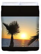 Eve Sun Duvet Cover