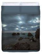 Evening At Sidna Ali Beach 4 Duvet Cover