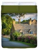 Evening Cottage Duvet Cover