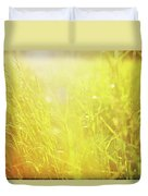 Evening Field Duvet Cover