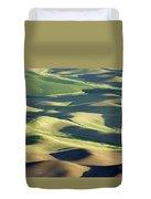 Evening Fields Duvet Cover