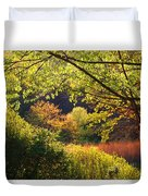 Evening Light 1 Duvet Cover
