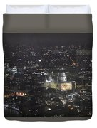 Evening London Duvet Cover