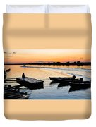 Evening Relaxation Duvet Cover