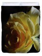 Evening Rose Duvet Cover