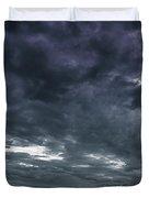 Evening Storm Duvet Cover