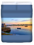 Evening Tranquility Duvet Cover