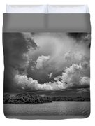 Everglades 0257bw Duvet Cover