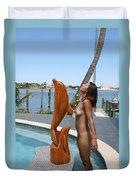 Everglades City Professional Photographer 368 Duvet Cover