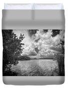 Everglades Lake - 0278abw Duvet Cover