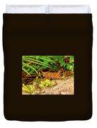 Everglades Locust Duvet Cover