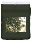 Evergreen Duvet Cover