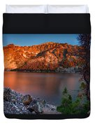 Everson Lake Duvet Cover