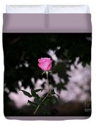 Every Rose Has Its Thorn Duvet Cover