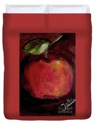 Eve's Apple.. Duvet Cover