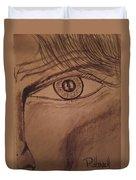 Evil Eye Duvet Cover