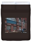 Excelsior Power Co Duvet Cover