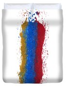 Exclamations 3 Duvet Cover