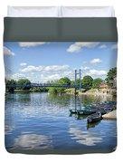 Exeter Quays 2 Duvet Cover