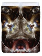 Exogenic Symmetry 1 Duvet Cover