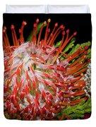 Exotic Bouquet Duvet Cover