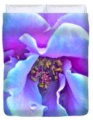 Exotic Dancer Duvet Cover