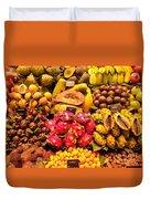 Exotic Fruit Duvet Cover