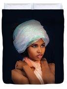 Exotic  Duvet Cover