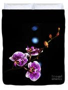 Exotic Orchid 6 Duvet Cover