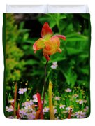 Exotic Orchid Duvet Cover