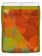 Explore Transdimensions 24 Duvet Cover