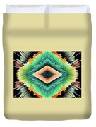Exponential Flare Duvet Cover