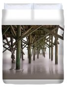Exposed Structure Duvet Cover