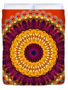Expression No. 7 Mandala Duvet Cover