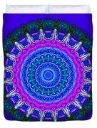 Expression No. 8 Mandala 3d Duvet Cover