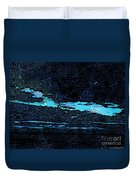 Expressionist View IIi Duvet Cover