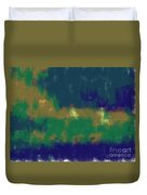 Expressionist View Vii Duvet Cover
