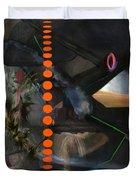 Extraterrestrial  Duvet Cover