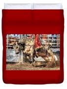 Extreme Bulls Duvet Cover