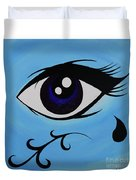 Eye Candy Duvet Cover