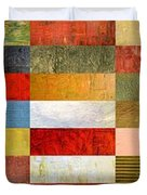 Eye Candy Duvet Cover by Michelle Calkins