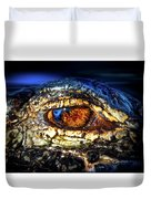 Eye Of The Apex Duvet Cover