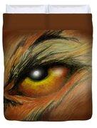 Eye Of The Beast Duvet Cover
