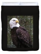 Eye Of The Eagle Duvet Cover