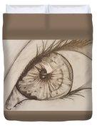 Eyeball 1 Duvet Cover