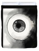 Eyeball Duvet Cover