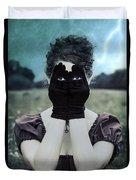 Eyes Duvet Cover by Joana Kruse