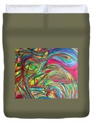 Eyes Of Persephone Duvet Cover