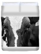 Eyes Of The Cow Duvet Cover